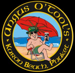 Angus O'Tool's Karon Beach