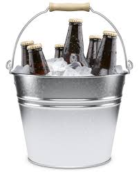 Beer Bucket, Bucket of Beer – Buy 5 get 1 FREE, Angus O'Tool's